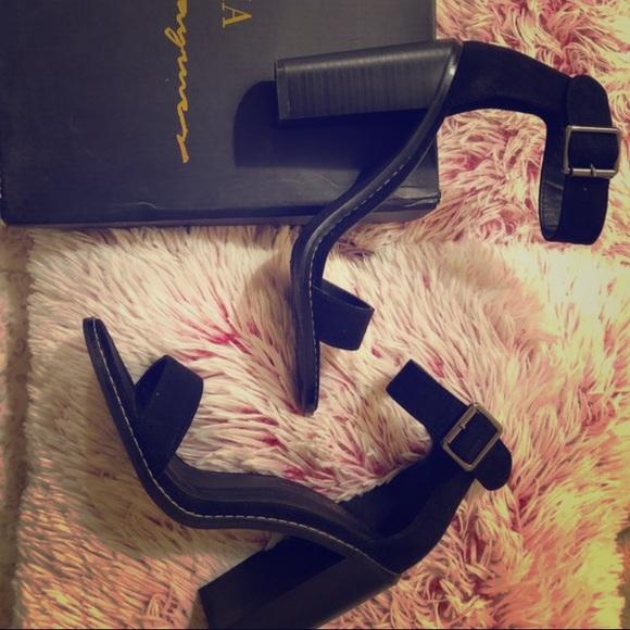 Shoes - Olivia heels